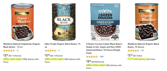 How to Remove Amazon Fresh from Amazon Search Results 3