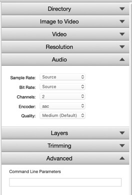 adapter custom settings