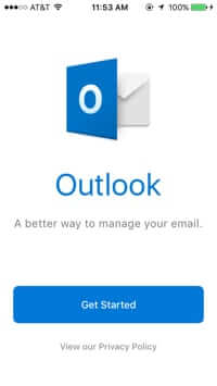 add gmail account to outlook mobile
