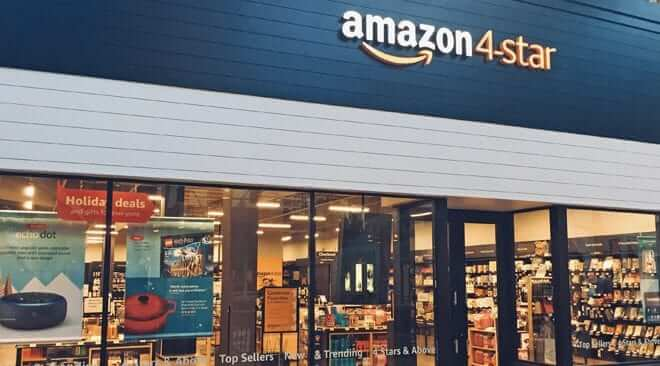 Amazon Opens Full-Scale Brick and Mortar Amazon 4-Star Store in Colorado, New York, with Berkeley on the Way