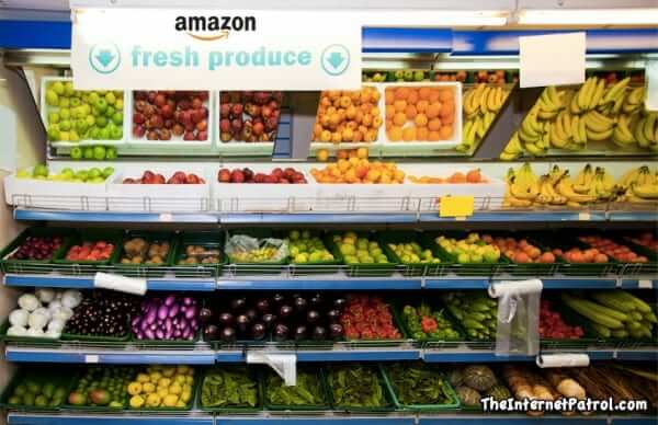 The New Amazon Grocery Store – Coming to a Corner Near You?