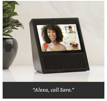 amazon echo show video calls