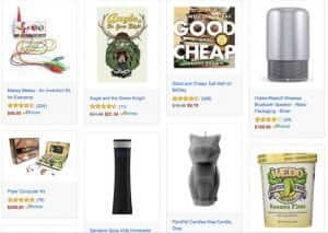 Amazon Offers 'Made on Kickstarter' Section