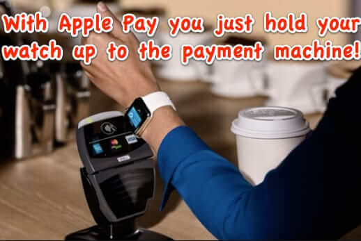 apple pay watch iphone 5