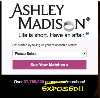 Who is Ashley Madison and Why Should I Care if She Was Hacked?