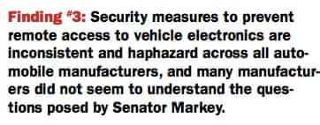 automobile security measures lacking-1