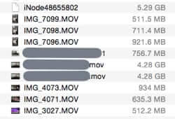 How to Find Those Big Files Taking Up Space on Your Mac Hard Drive