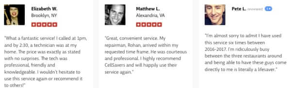 cell saver reviews