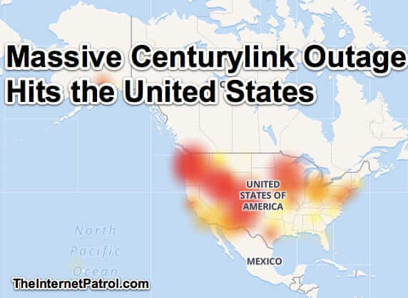 Massive CenturyLink Outage is Nationwide on December 27 2018
