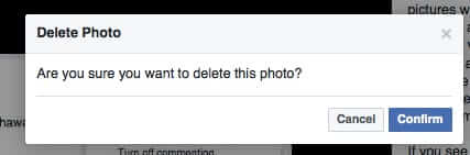 How Delete a Photo from an Existing Facebook Post