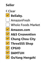 eliminate whole foods market and amazon fresh results