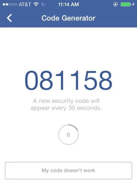 How to Find Facebook's Text Message Authorization for 2-Factor Authentication