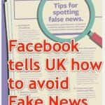 Facebook Runs Newspaper Ad in UK  Telling People How to Spot Fake News (Full Text of Advertisement Here)
