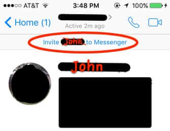 facebook messenger stalking does not require you to have messenger