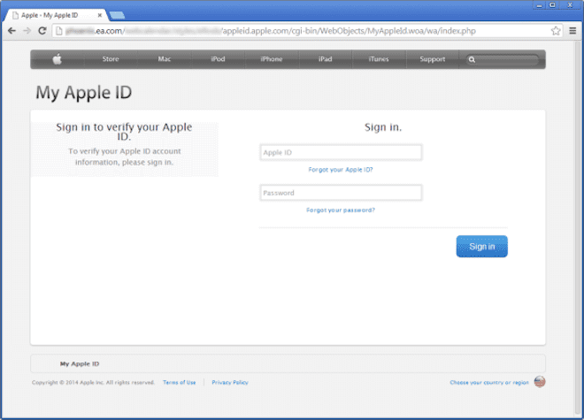 Look Out for This Dangerous Apple ID Phishing Scam