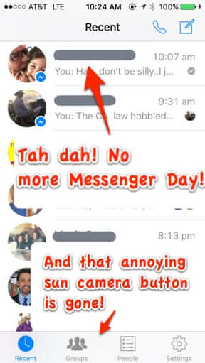 get rid of facebook messenger day all gone-1