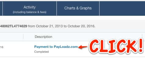 how to cancel payloadz paypal recurring payment subscription