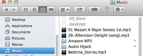 how to change default size of finder columns