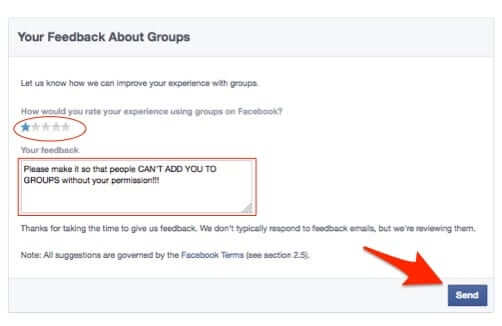 how to stop people from adding you to facebook groups without permission