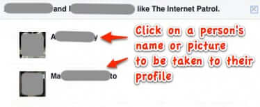 individuals who likes your facebook page