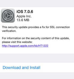 iphone security software update