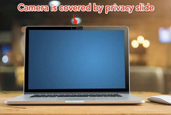 laptop camera privacy cover slide