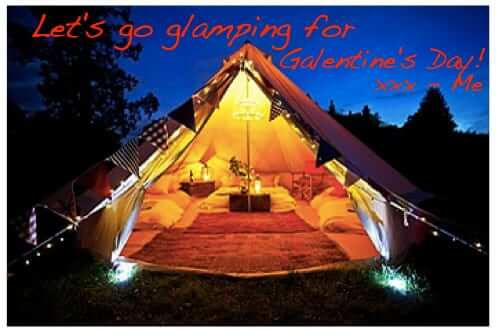Glamping and Galentines Day - It's Easy to Legitimize Words with the Internet