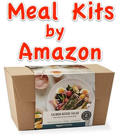 Amazon Getting into Meal Kits Business: We do the prep. You be the Chef