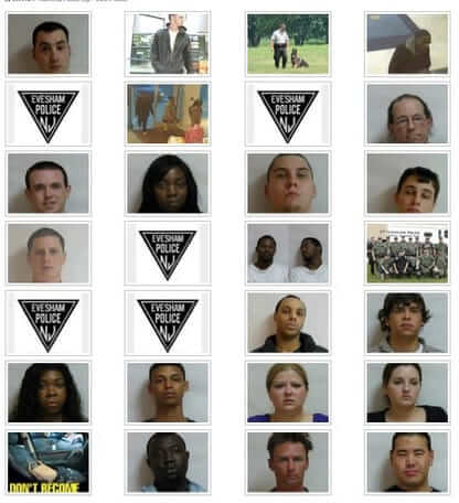 New Jersey Police Department in Kerfuffle Over Publishing Mug Shots on Facebook