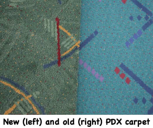 new old pdx carpet