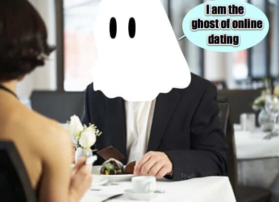 What is ghosting in online dating