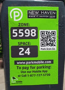 List of ParkMobile Zones for Pay by Phone Parking Throughout the United States