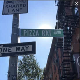 pizza rat boulevard blvd