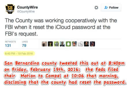 san bernardino county tweet in apple iphone case