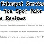 New Fakespot Service Helps You Spot Fake Reviews Online