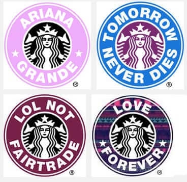 image regarding Starbucks Logo Printable referred to as Need a Starbucks Emblem Producer? Attempt This