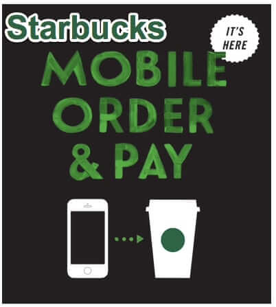 Have Your Starbucks Order Waiting for You with Remote Mobile Ordering