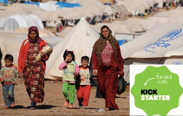White House Turns to Kickstarter to Raise Funds for Syrian Refugees