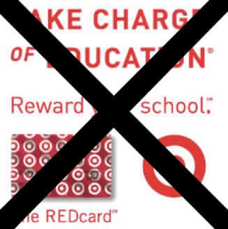 Target Discontinues Giving Red Card Proceeds to Schools, Cancels Take Charge of Education Program