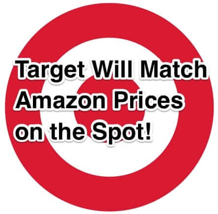 Target Match Amazon's Prices on the Spot!  Here's How to Get that Amazon Price at Target