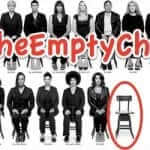 What the #TheEmptyChair Hashtag is All About