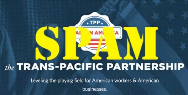 What Does the Trans-Pacific Partnership (TPP) Mean for Spam?
