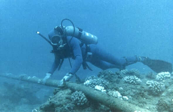 undersea internet cable