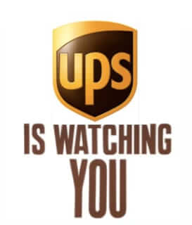 UPS Using All Sorts of Mobile Technology to Spy on UPS Drivers