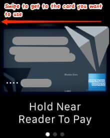 using more than one credit card with apple pay