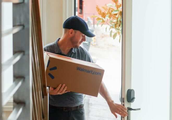 Walmart Also Announces In-Home Delivery While You're Not Home – And Puts Your Groceries Away for You