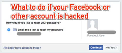 How to close a facebook account that has been hacked sumrando signs of a facebook account being hacked your account may have been hacked can you start a new facebook account with ani just want to delete my previous ccuart Image collections
