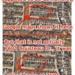 Google Maps Error Causes Wrong House to be Demolished